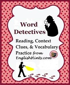 cover of Word Detectives