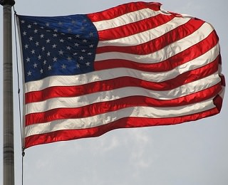 photo of the U.S. flag