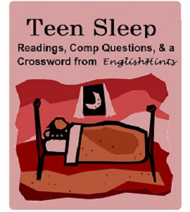 cover of the Teen Sleep pdf
